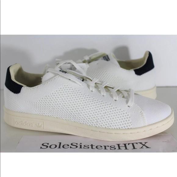 le adidas stan smith og primeknit pk nuovo sz 65 7 poshmark
